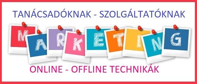 online marketing alap tanfolyam szolgáltatóknak